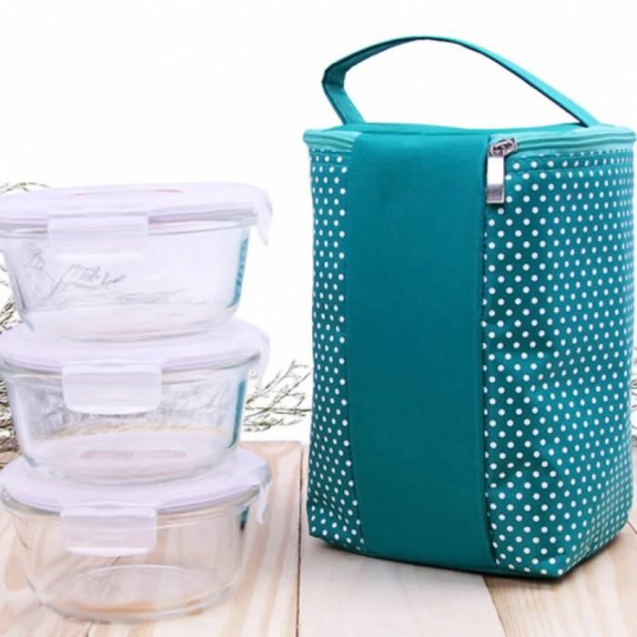 túi giữ nhiệt, túi đựng hộp cơm, túi đựng bình nước