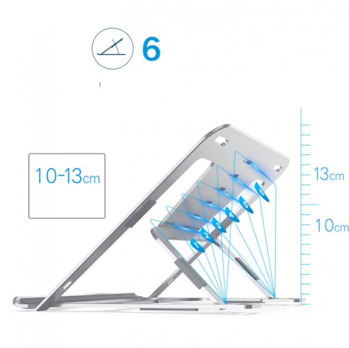 Đế đỡ tản nhiệt Cao cấp cho Macbook Laptop0