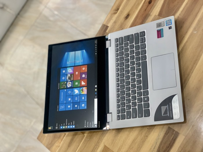 Laptop Lenovo Yoga 520, Core i3 7130U 4G SSD128 Full HD Đẹp zin5