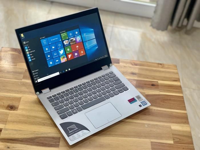 Laptop Lenovo Yoga 520, Core i3 7130U 4G SSD128 Full HD Đẹp zin3
