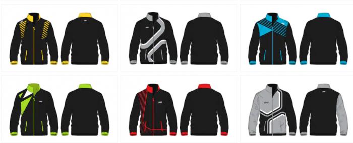 Xưởng chuyên áo khoác gió đồng phục số lượng lớn giá gốc tại hcm