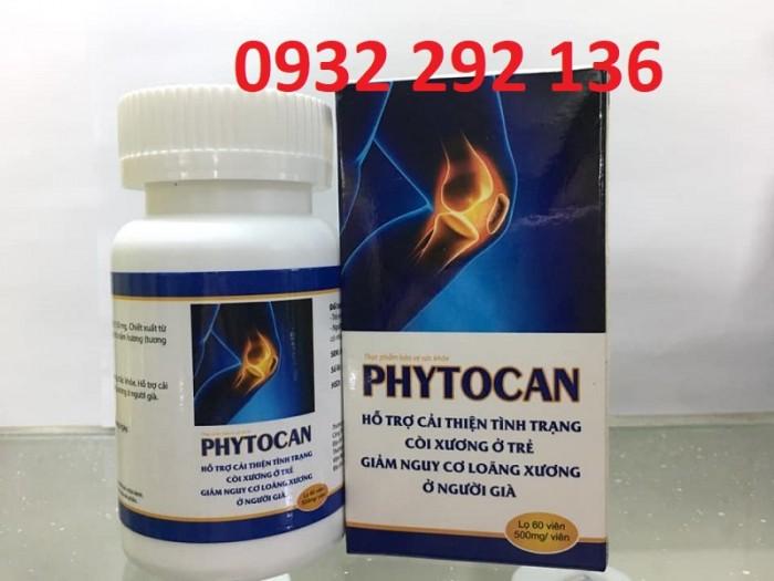 Phytocan - bổ sung canxi từ Thưc vật, an toàn cho sức khỏe., Hotline 0932 292 136
