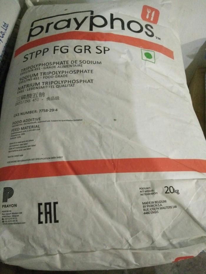 Sodium tripolyphosphate-stpp-phụ gia tạo dai giòn0