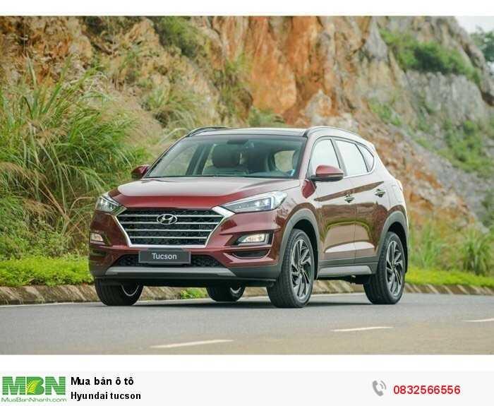 Hyundai Tucson sản xuất năm 2019