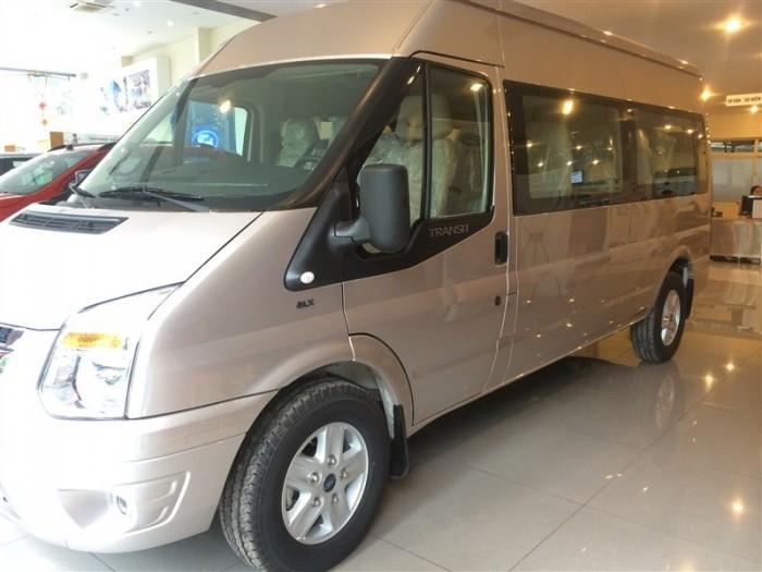 Ford Transit Số tự động Dầu diesel