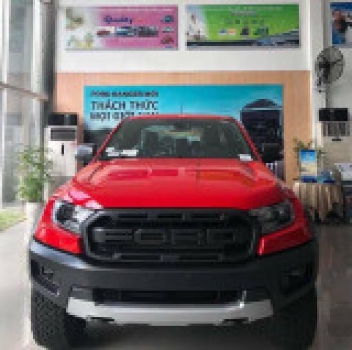 Ford Raptor 2019 Đủ Mầu Giá Khuyến Mãi Giao Xe Ngay 7
