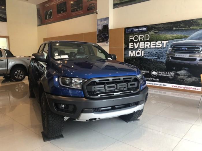 Ford Raptor 2019 Đủ Mầu Giá Khuyến Mãi Giao Xe Ngay 6