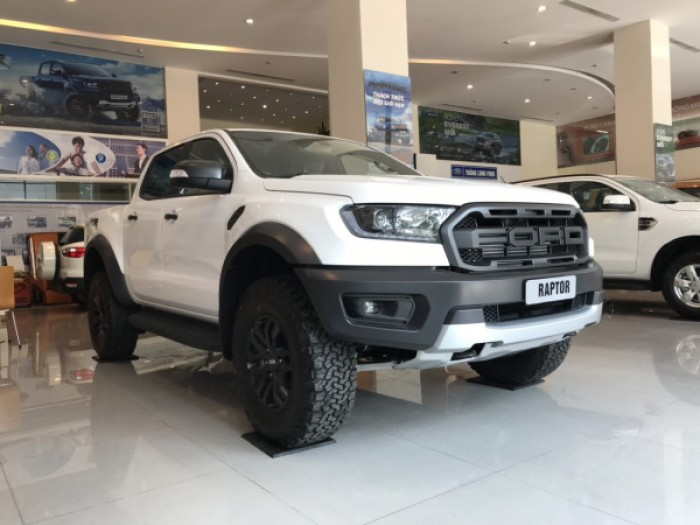 Ford Raptor 2019 Đủ Mầu Giá Khuyến Mãi Giao Xe Ngay 4