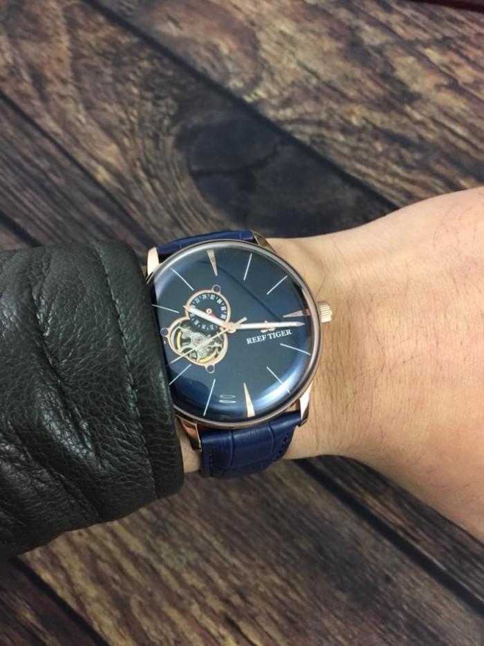 Đồng hồ nam REEF TIGER RGA8239 PLL Blue0