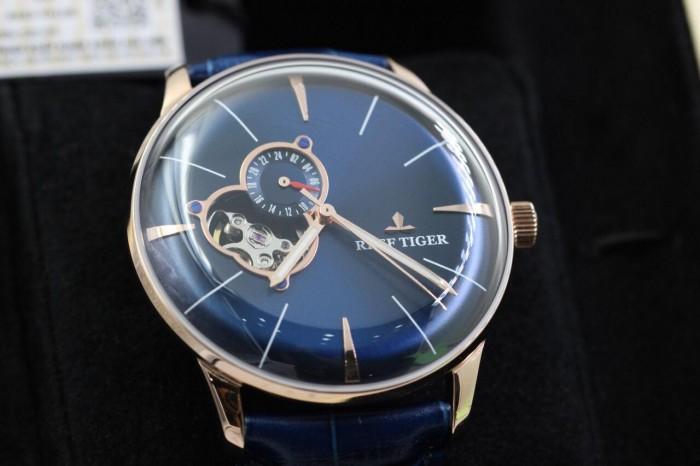 Đồng hồ nam REEF TIGER RGA8239 PLL Blue3