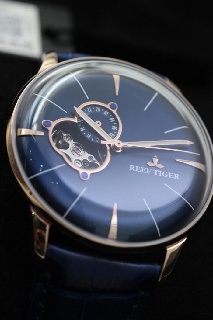 Đồng hồ nam REEF TIGER RGA8239 PLL Blue1