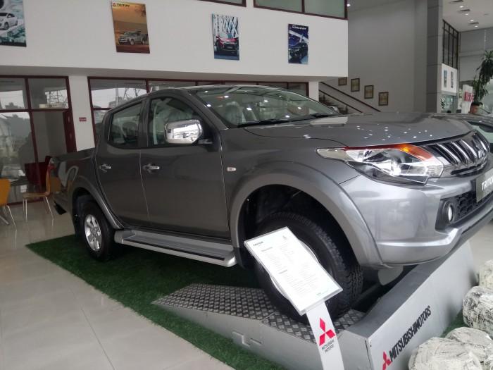 Mitsubishi Triton sản xuất năm 2019 Số tự động Động cơ Xăng