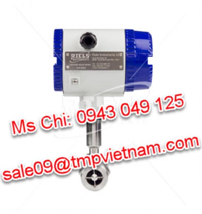 Đồng hồ đo lưu lượng Riels RIF200-B/C, Đại lý Riels tại Việt Nam0