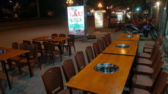 Bếp nướng đặt âm bàn cho quán nướng nhà hàng giá rẻ2