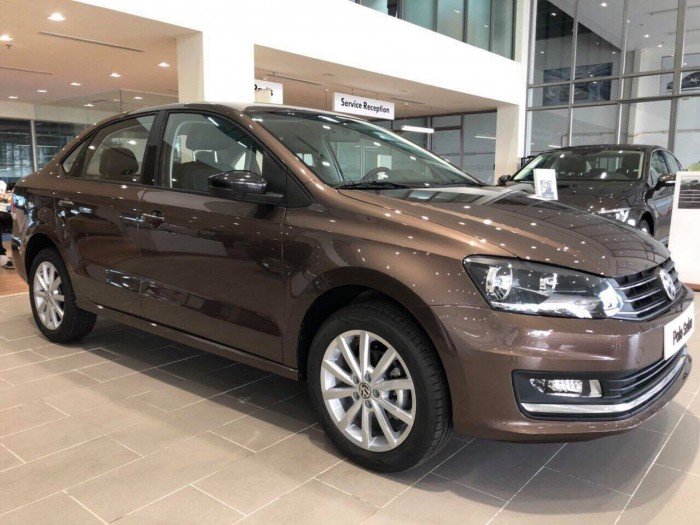Volkswagen Polo Sedan 2019