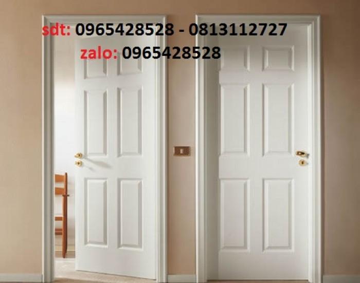 cửa gỗ công nghiệp hdf giá rẽ dùng cho cửa phòng2