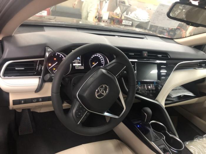 Toyota Camry 2.0G Màu Đen Giao Ngay Nhập Khẩu Thái Lan