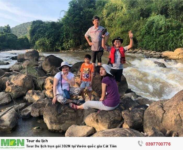 Tour Du lịch trọn gói 3D2N tại Vườn quốc gia Cát Tiên