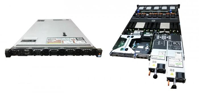 Siêu Hot Chào Hè-Máy Chủ Dell R620 Rack 1U0
