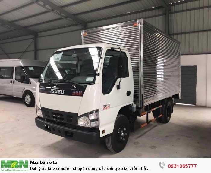Đại lý xe tải Zenauto . chuyên cung cấp dòng xe tải . tốt nhất thị trường miền nam