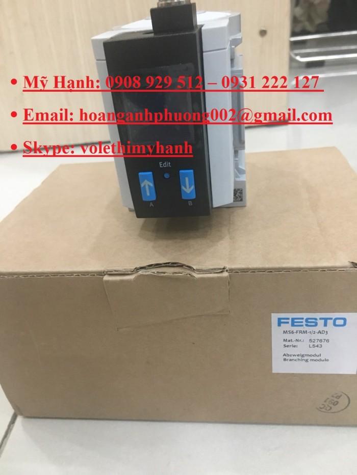 Van bật tắt Festo MS6-EE-1/2-V24-S2