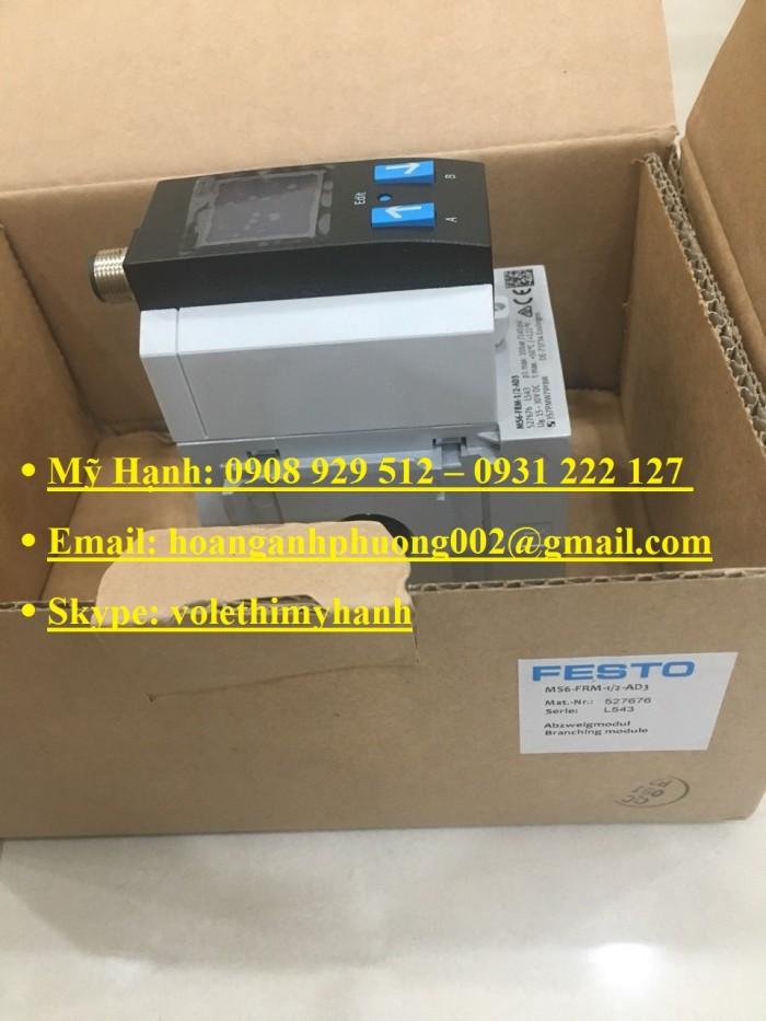 Van bật tắt Festo MS6-EE-1/2-V24-S1
