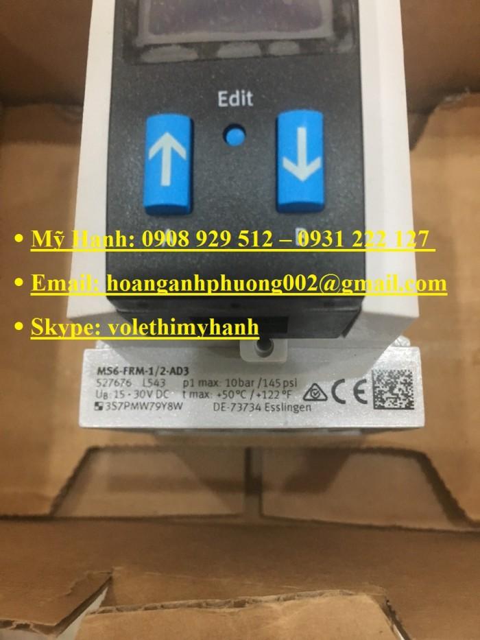 Van bật tắt Festo MS6-EE-1/2-V24-S4