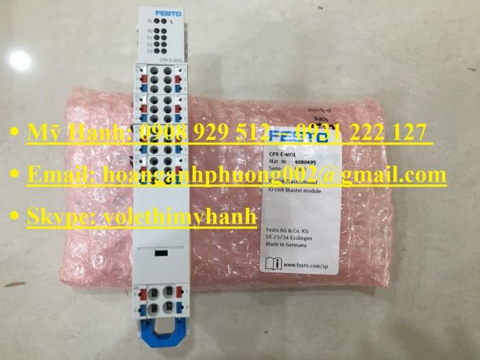 Van bật tắt Festo MS6-EE-1/2-V24-S5