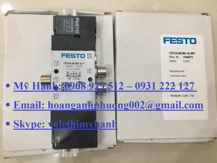 Van bật tắt Festo MS6-EE-1/2-V24-S9