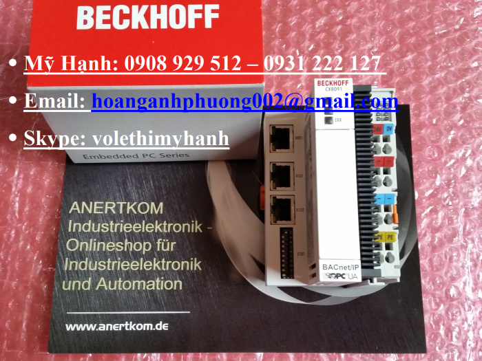Module Beckhoff CU20160