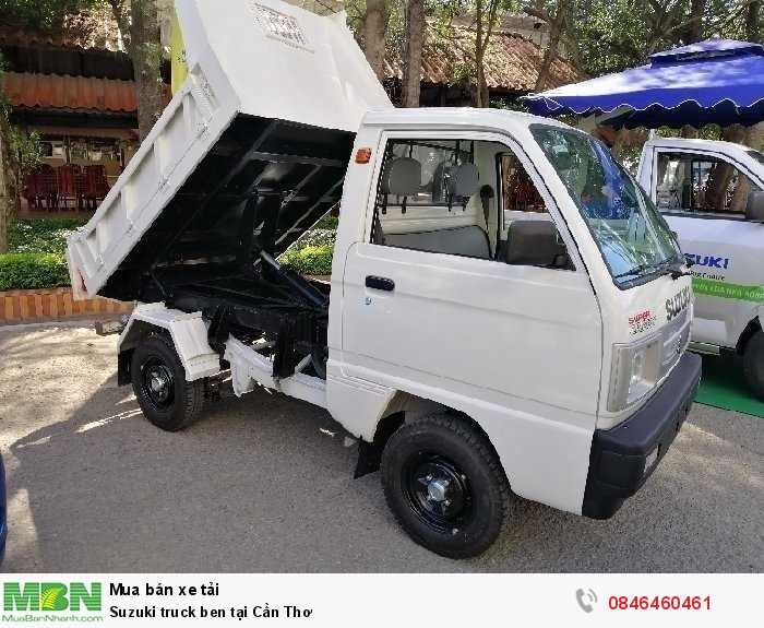 Suzuki truck ben tại Cần Thơ 1