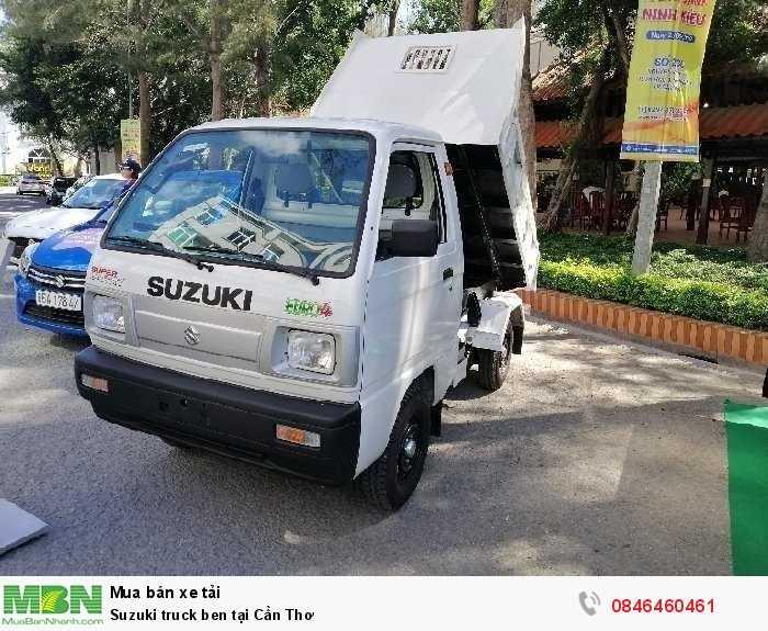 Suzuki truck ben tại Cần Thơ 4