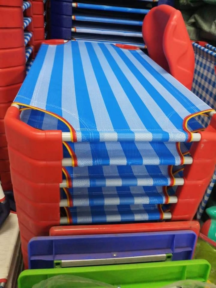 Bán giường ngủ mầm non chất lượng cao giá rẻ9