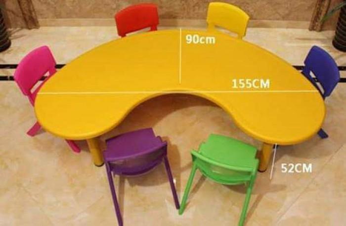 Bán ghế nhựa mầm non giá rẻ, uy tín, chất lượng cao27