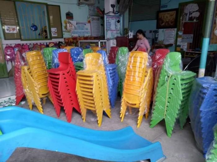 Bán ghế nhựa mầm non giá rẻ, uy tín, chất lượng cao22