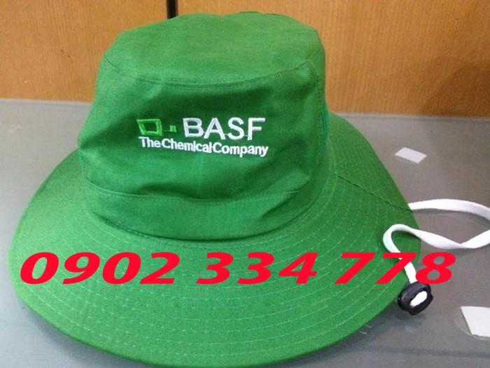 xưởng may nón tai bèo giá rẻ, đặt may nón theo yêu cầu