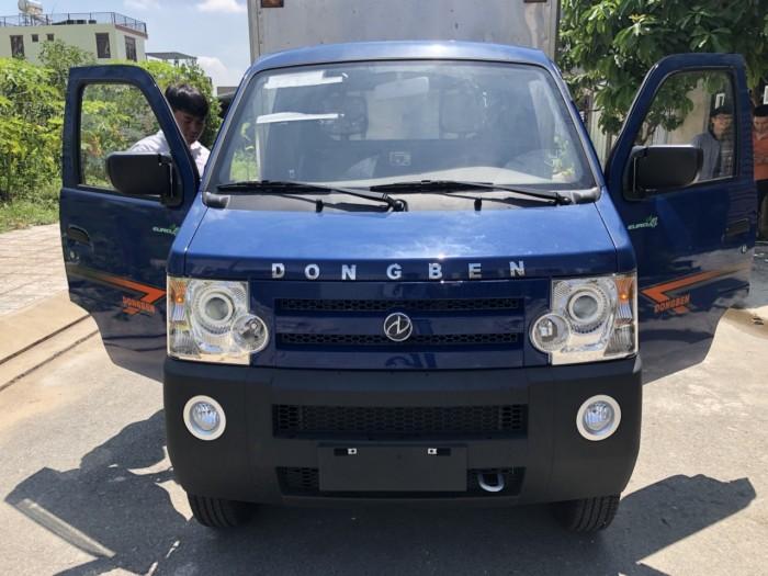 Xe tải DONGBEN 870KG | Bảng Giá Cập 02-2020 1