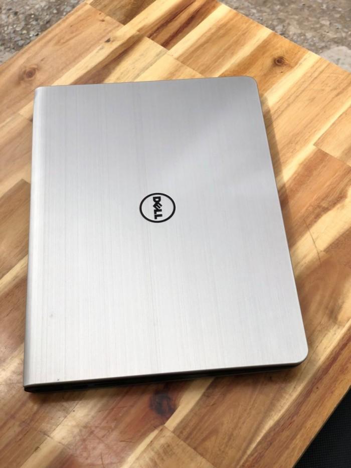 Laptop Dell Inspiron 5448, i5 5200U 4G SSD128 Vga 2G Đẹp zin 100% Giá rẻ0