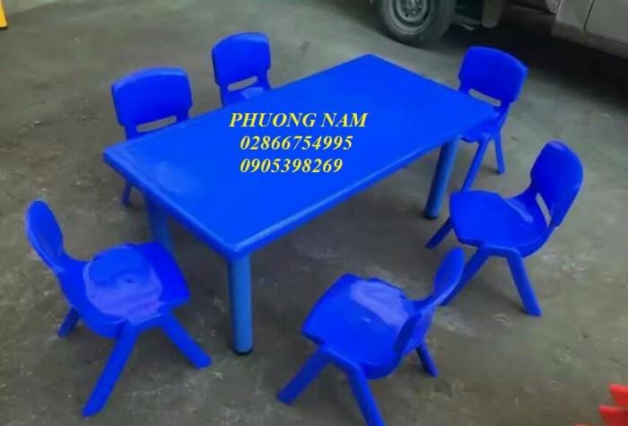 Bàn ghế cho trẻ mầm non6