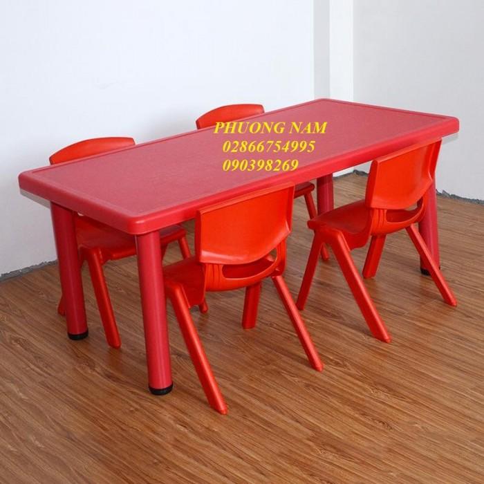 Bàn ghế cho trẻ mầm non4