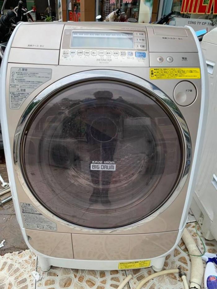 Máy giặt nội địa Nhật HITACHI BD-V3200 10KG,đời cao 20104