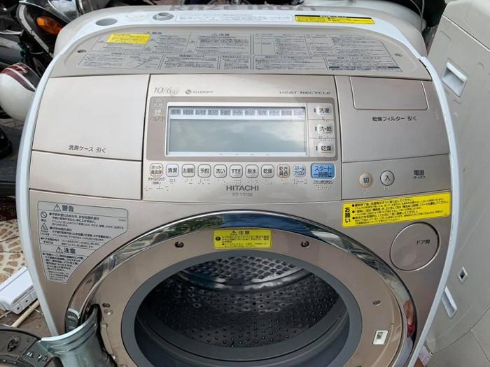 Máy giặt nội địa Nhật HITACHI BD-V3200 10KG,đời cao 20103