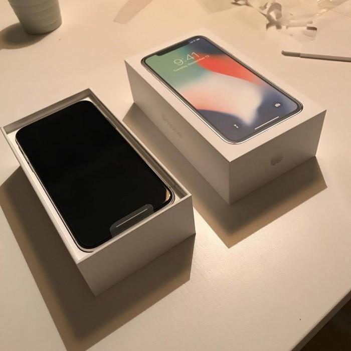 iPhone X 64G trắng Dĩ AN trả góp trả trước 20%2