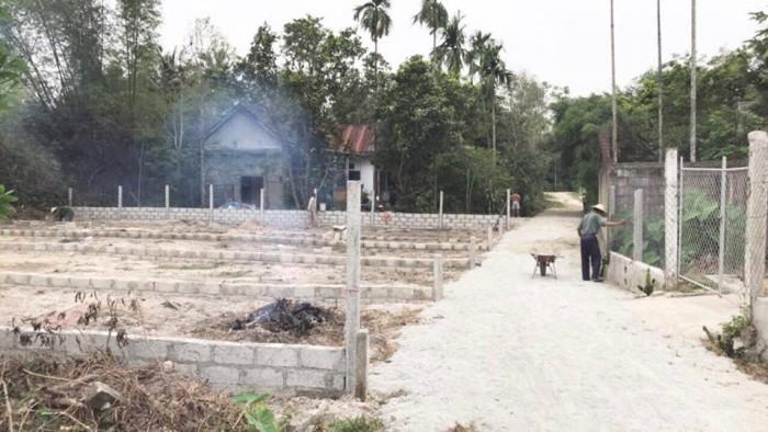 Bán đất: 2 Giáp Hải  – phường Thủy Phương – Hương Thủy – TT Huế