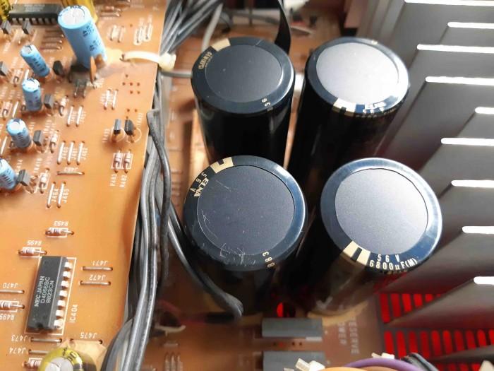 Ampli Digital Surround NEC AV 7000D Hàng nội địa Nhật10