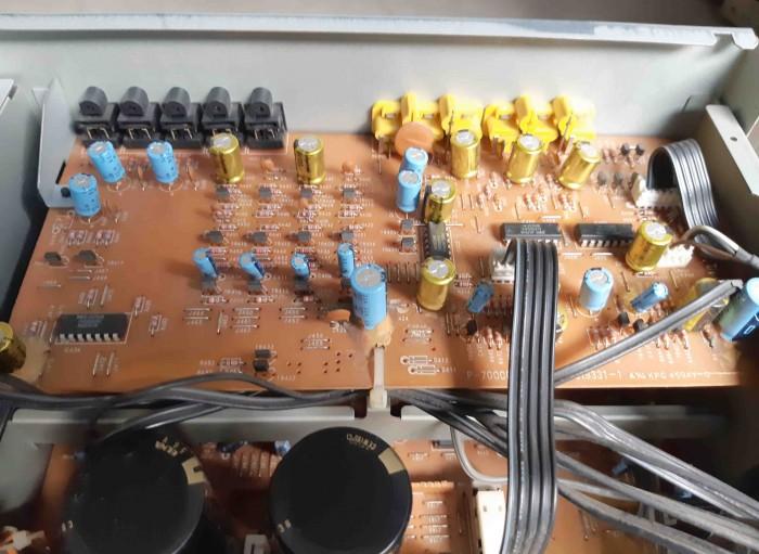 Ampli Digital Surround NEC AV 7000D Hàng nội địa Nhật8