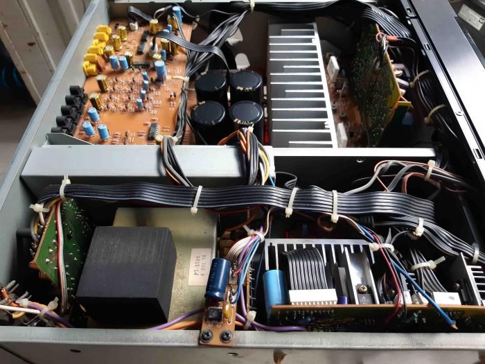 Ampli Digital Surround NEC AV 7000D Hàng nội địa Nhật6