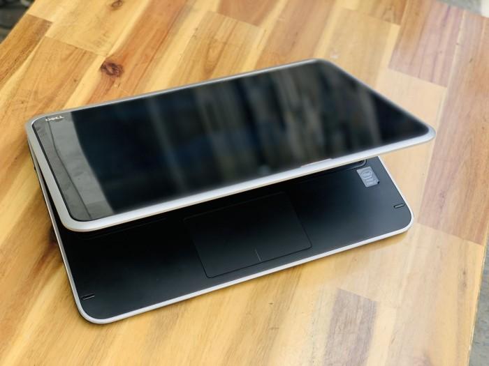 Laptop Dell XPS 12 9Q33, I7 4500U 8G SSD256 Full HD Cảm ứng Xoay 360 độ Đẹp keng zin 100% Giá rẻ3