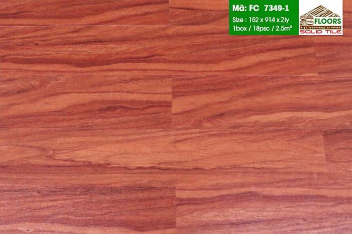 Sàn nhựa Solid Tile FC7349-12