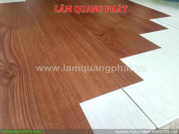 Sàn nhựa vân gỗ Đài Loan 52101